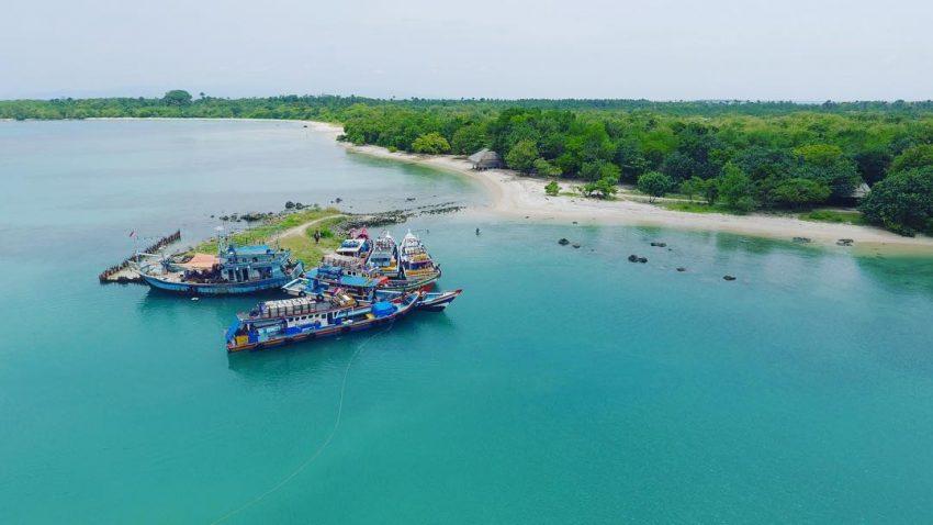 Rute Wisata Tanjung Lesung