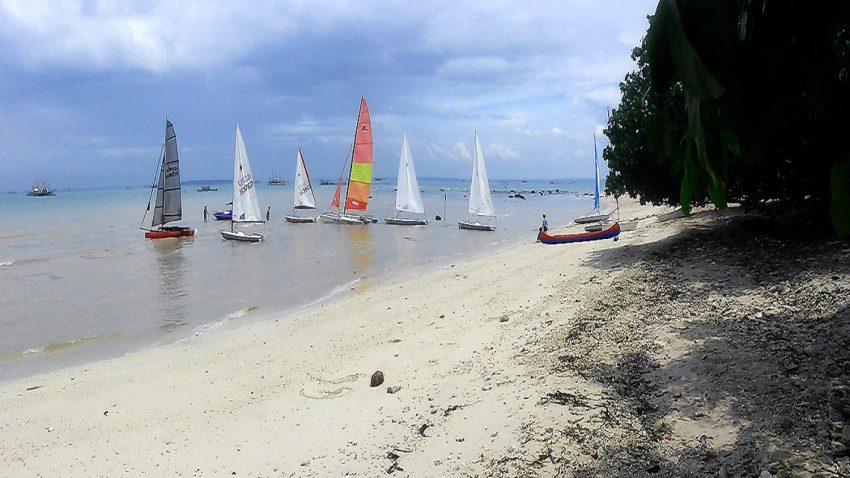 Spot Wisata Tanjung Lesung