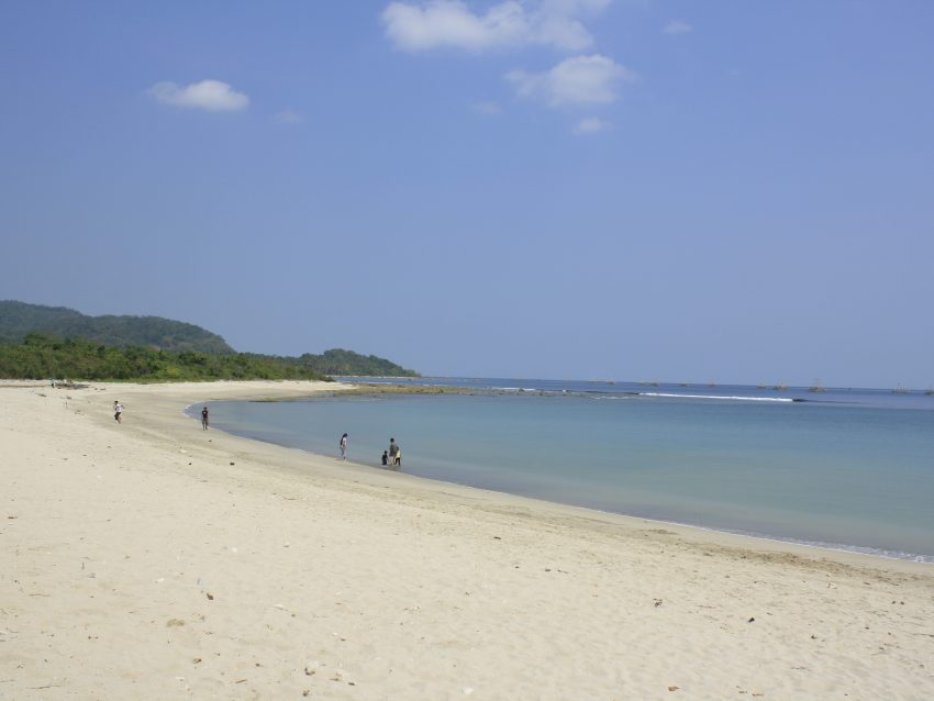 Wisata Alam Tanjung Lesung